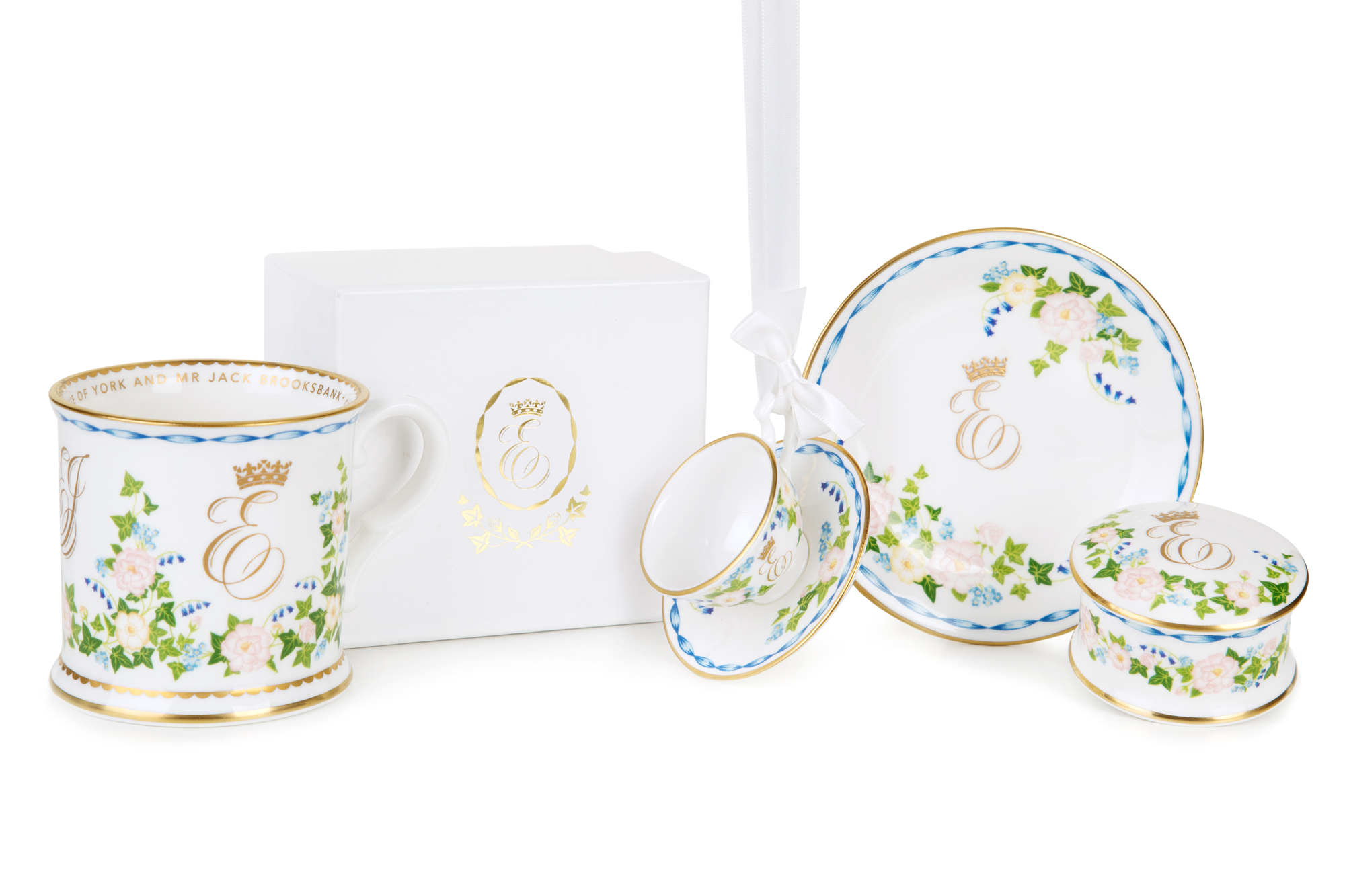 The New Royal Wedding China to Celebrate Princess Eugenie's Big Day Is Here! princess-eugenie-china-1-2000