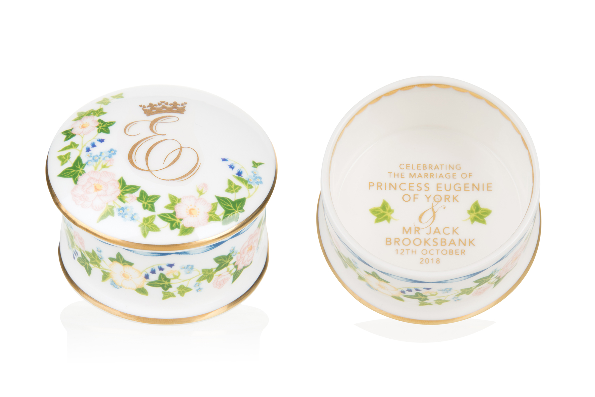 The New Royal Wedding China to Celebrate Princess Eugenie's Big Day Is Here! princess-eugenie-china-5-2000