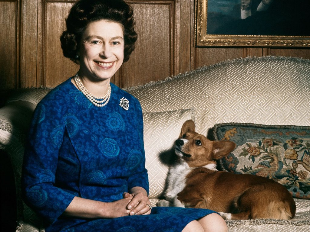 Queen Elizabeth's Last Corgi, Whisper, Has Died at Windsor Castle queen-elizabeth-8