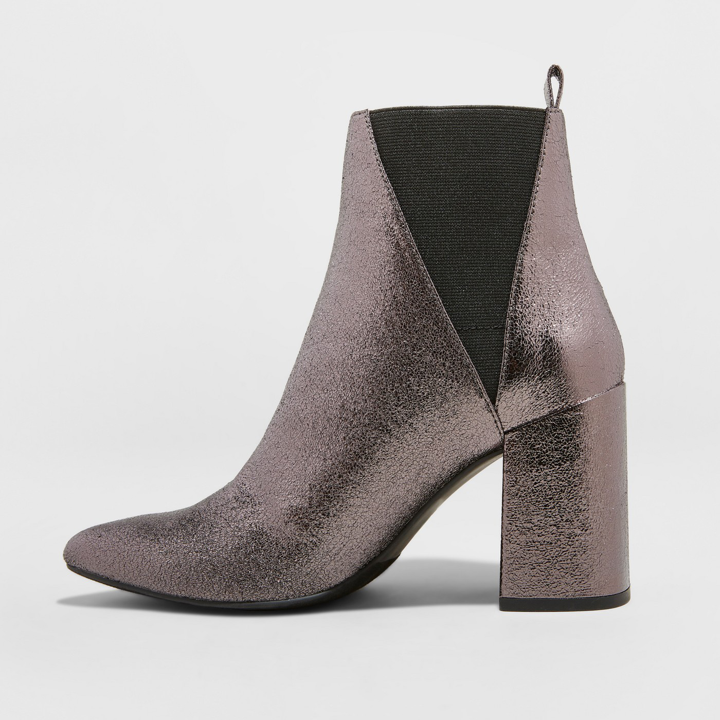 A New Day Metallic Booties from Target
