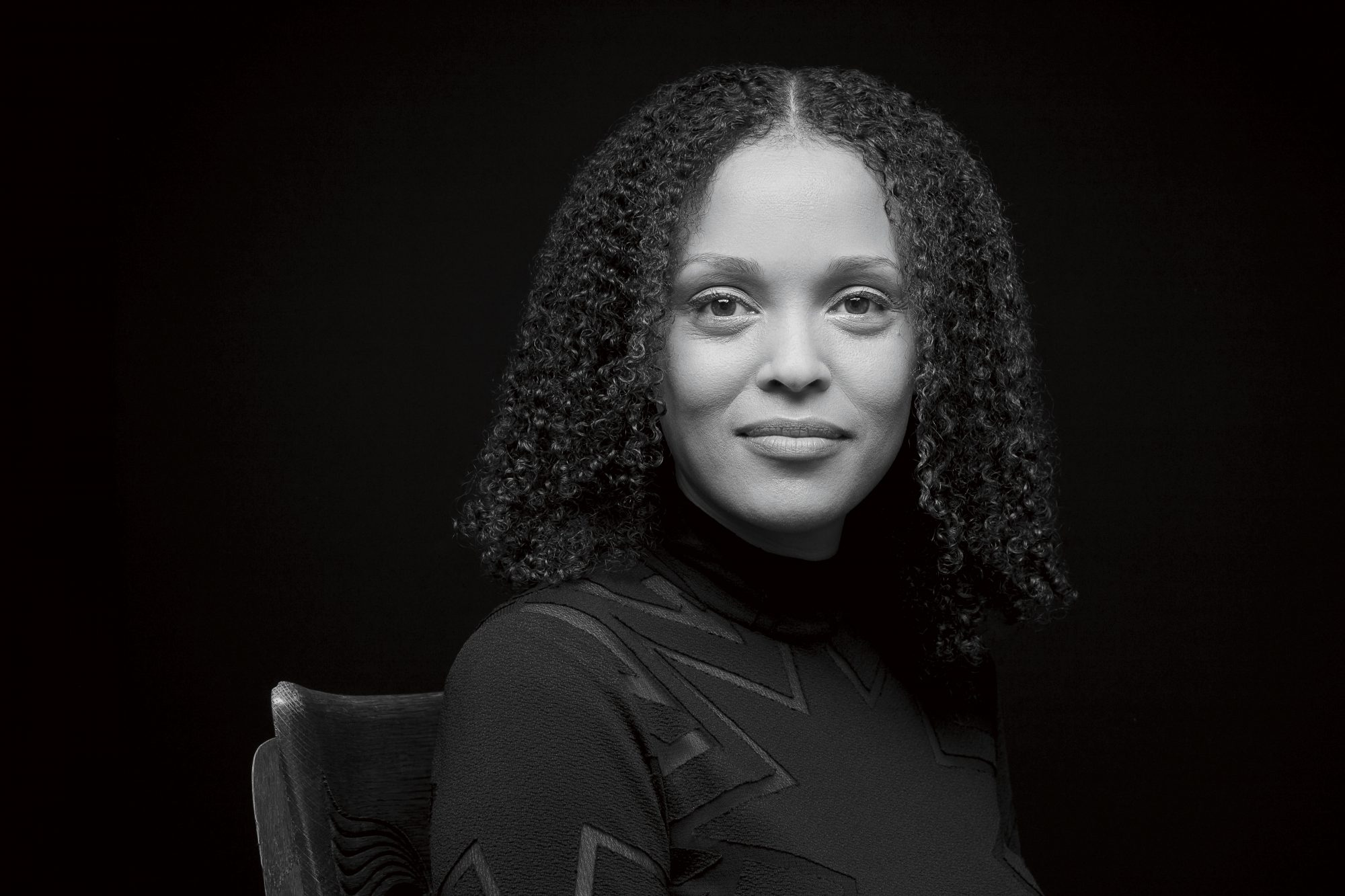 Author Jesmyn Ward