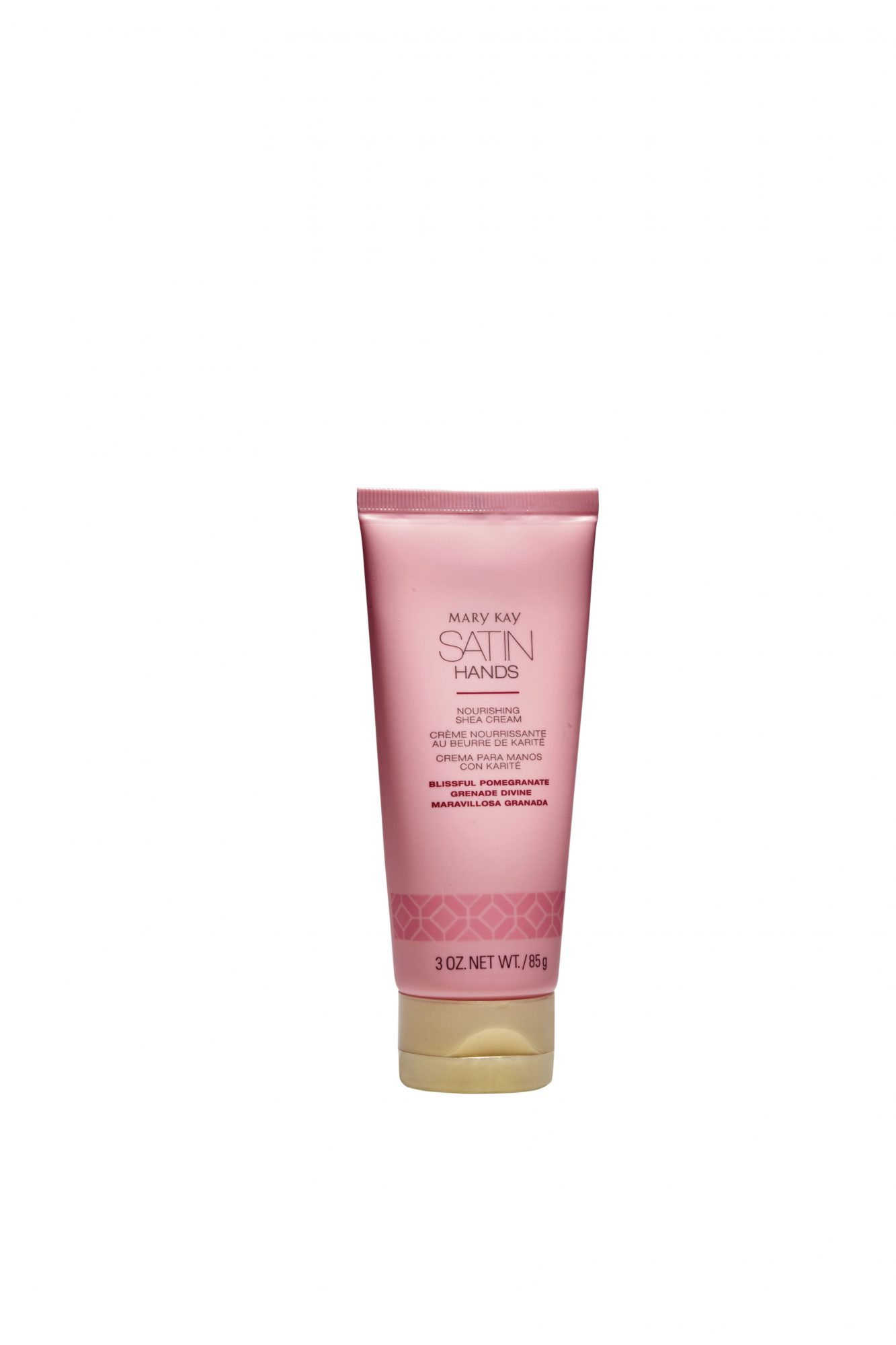Limited-Edition Blissful Pomegranate Satin Hands Nourishing Shea Cream