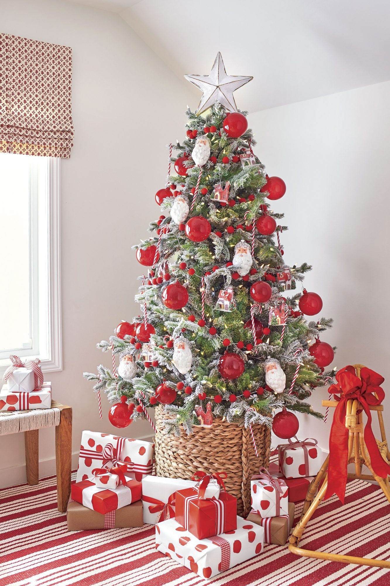 Small Christmas Trees With Extra Christmas Spirit Southern Living