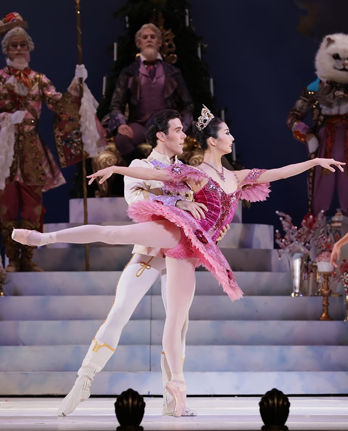 The Nutcracker by Houston Ballet in Houston, Texas