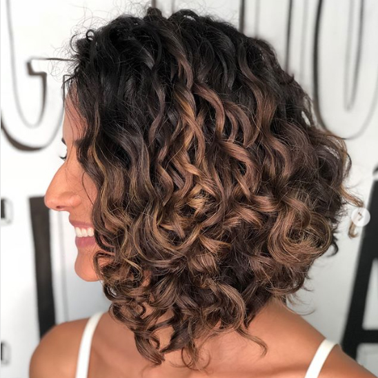 The Best Medium Length Naturally Curly Hairstyles Southern Living