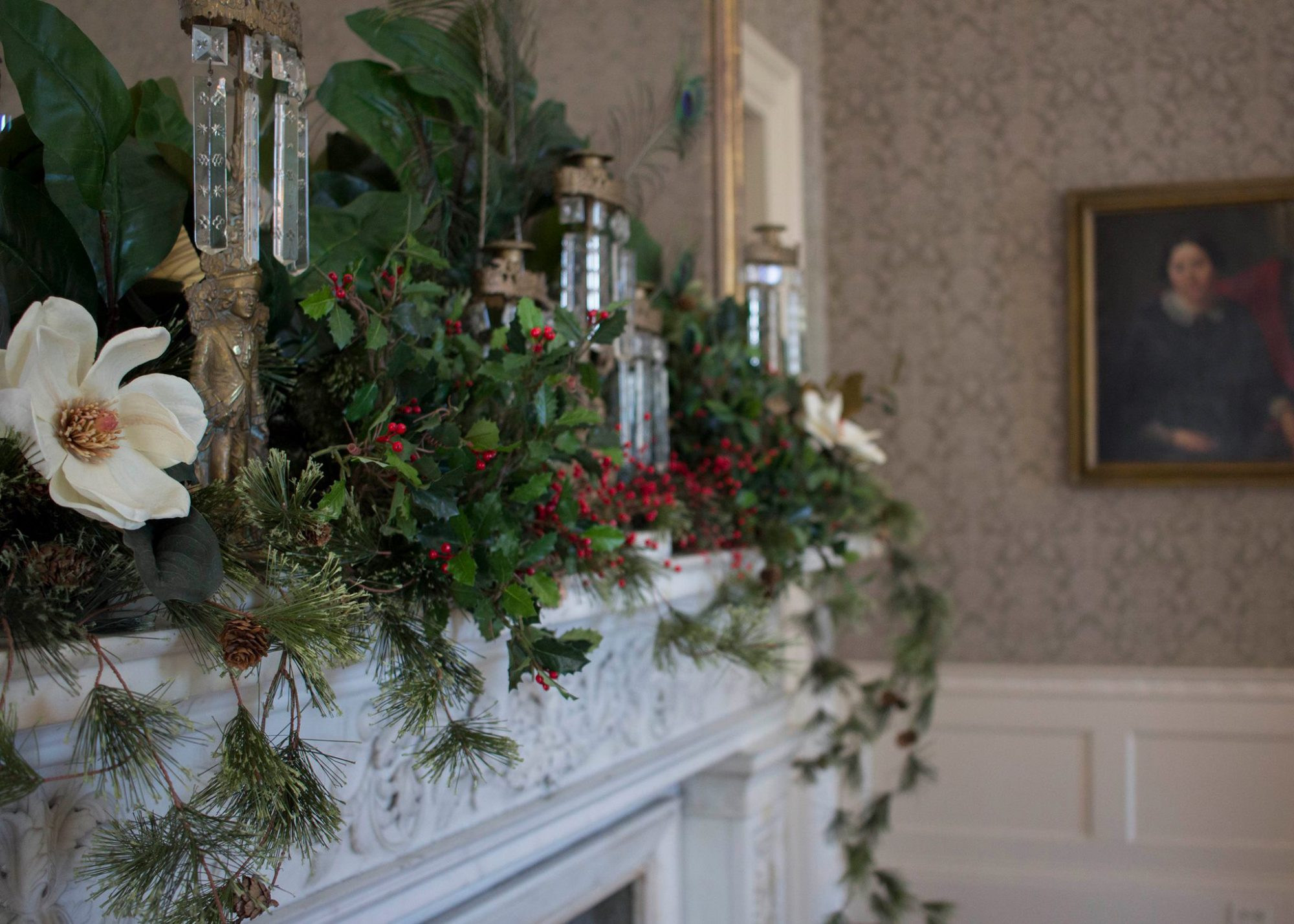 The Southis Best Historic Christmas Home Tours Southern Living