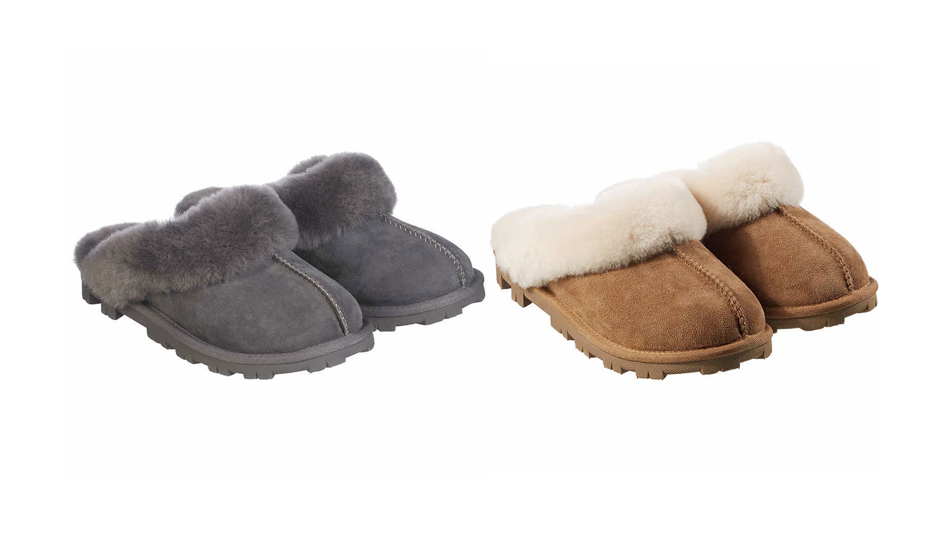 Costco Shearling Slippers