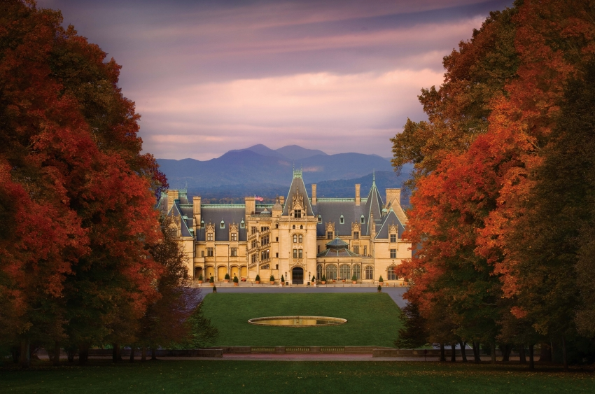 Biltmore Estate Fall