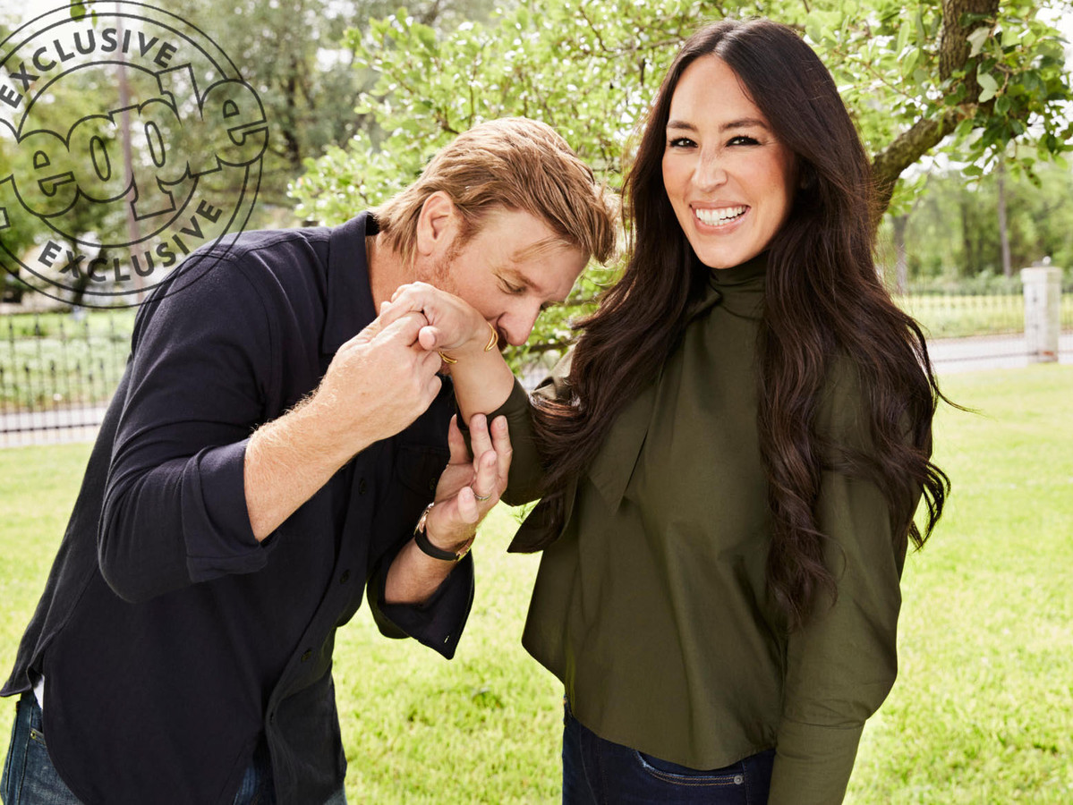 Chip and Joanna Gaines Are Returning to TV with Their Own Network: 'We Are Excited to Be Back!' gaines31