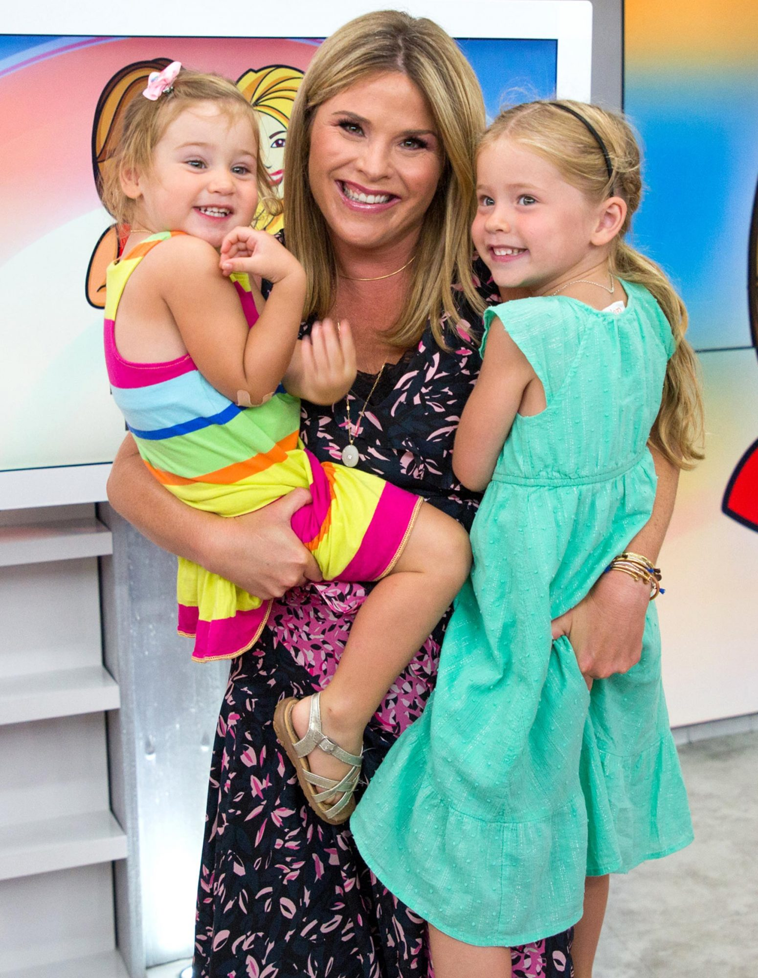 Jenna Bush Shares the Sweet — and 'Slightly Dramatic' — Way Her Daughters Celebrated Her Birthday