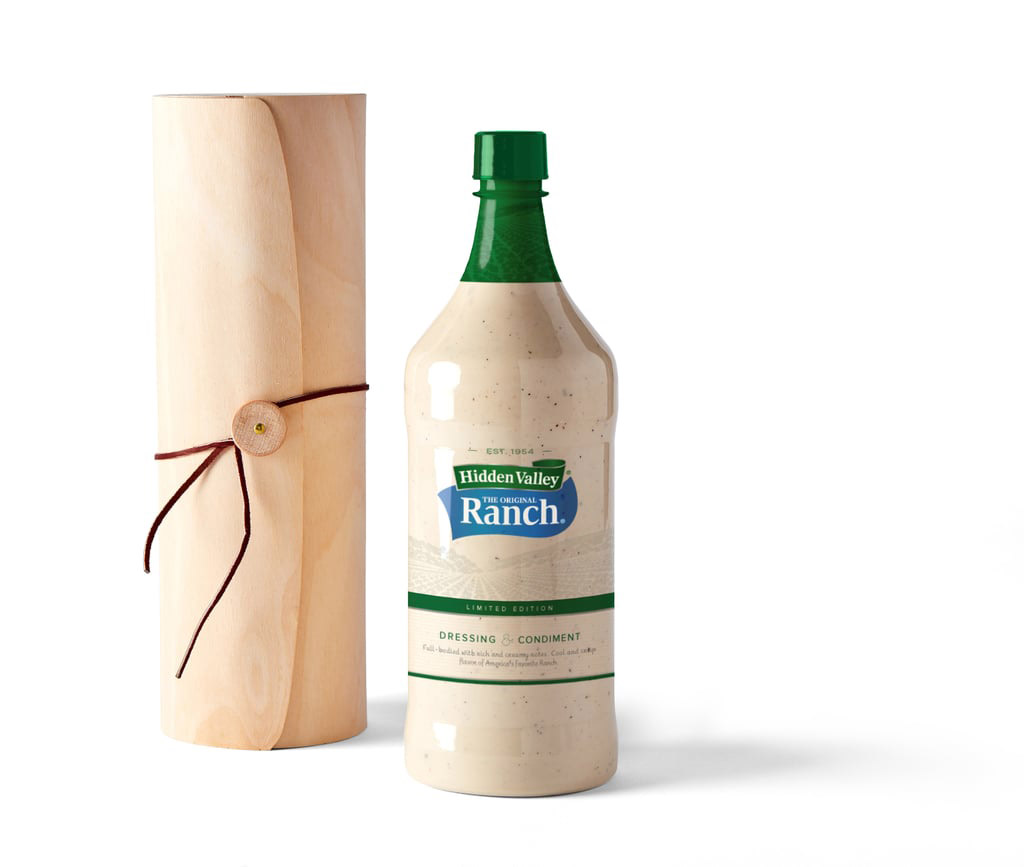 Hidden Valley Releases Giant Magnum Bottles of Ranch Dressing for The Holidays magnum