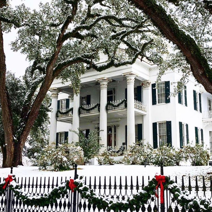Christmas Tour of Natchez