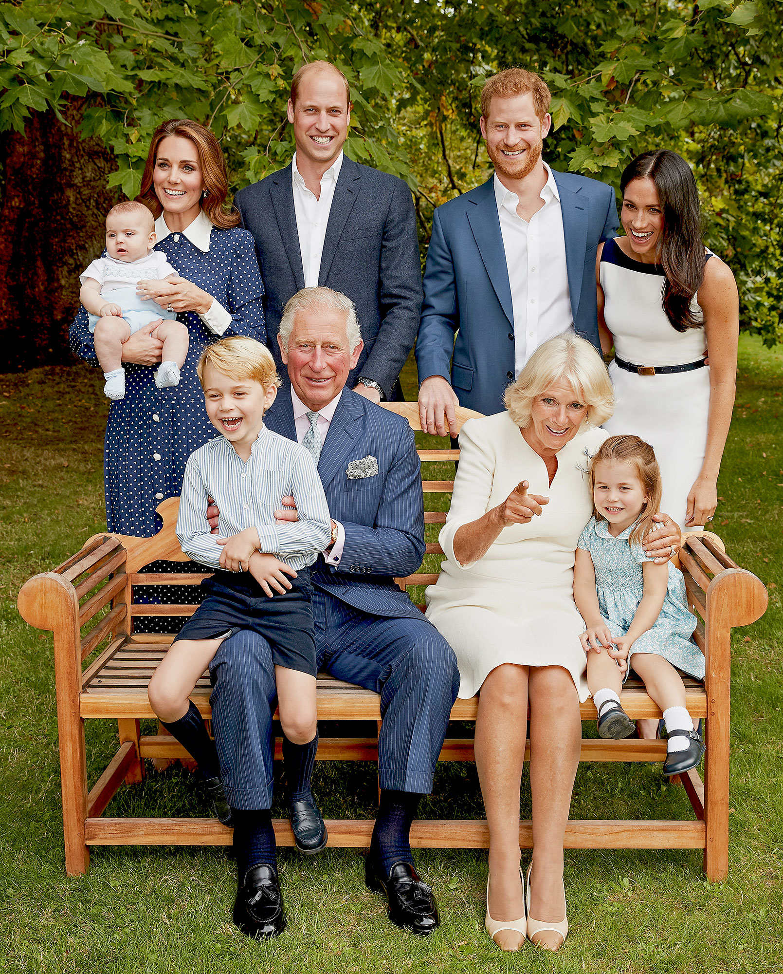 Kate Middleton Dressed Prince Louis Just Like Diana Dressed Prince William at the Same Age prince-charles-22