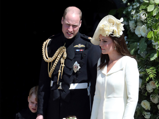 Kate Middleton Just Revealed the Nickname George and Charlotte Have for Dad Prince William prince-william3