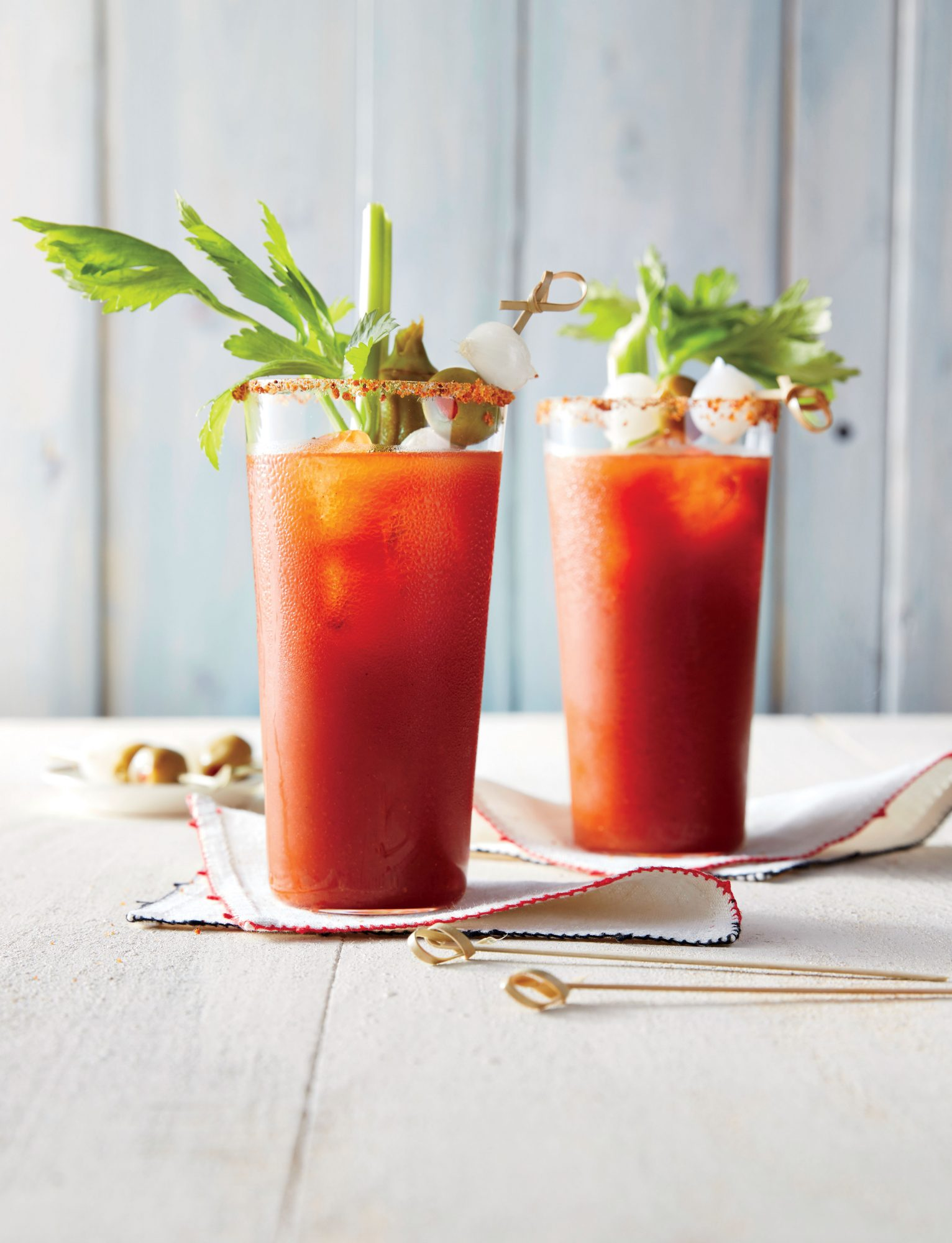 Southern Living Bloody Mary