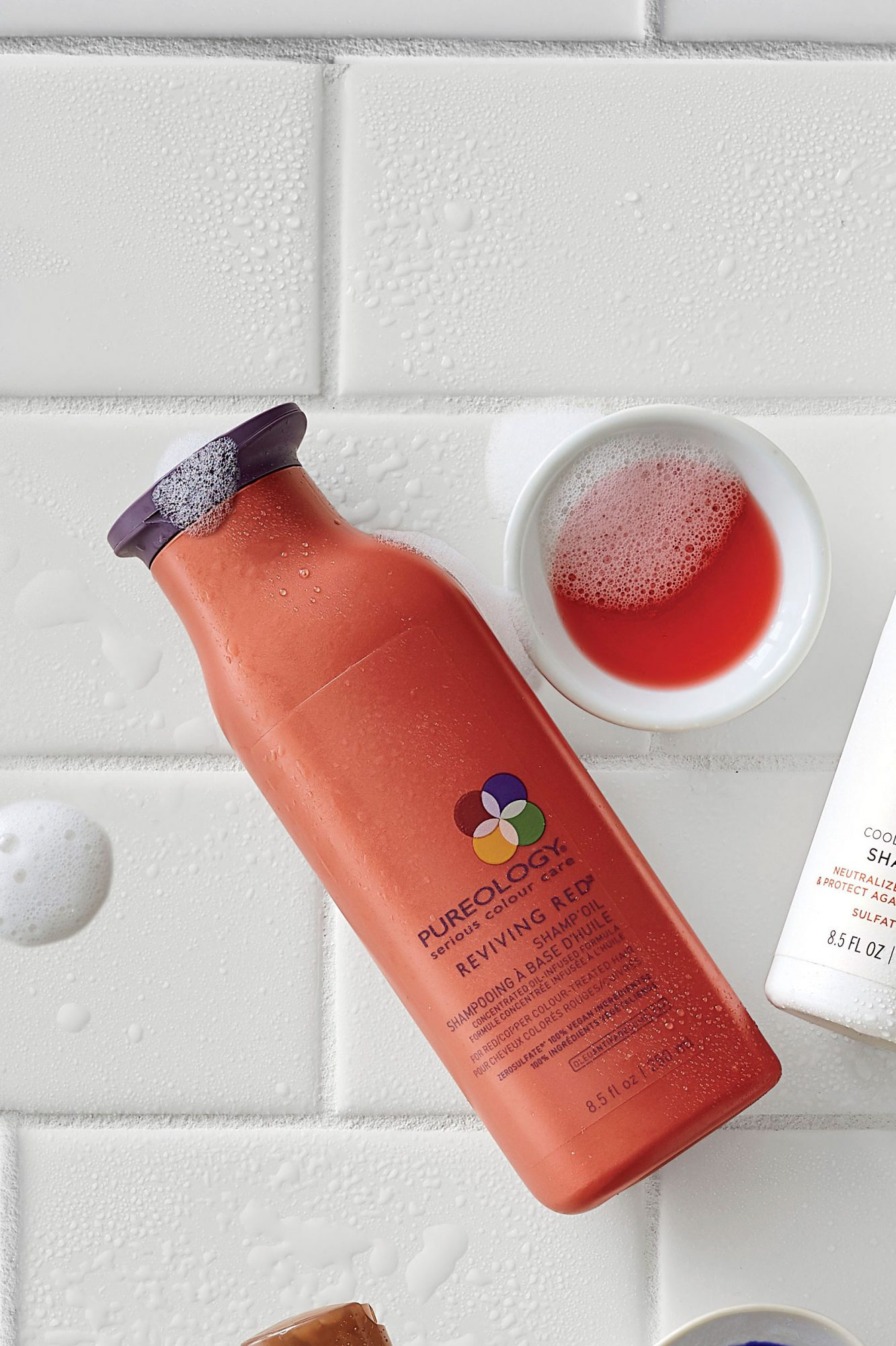 ​​​​​​​Pureology Reviving Red Shamp'Oil for Red Hair