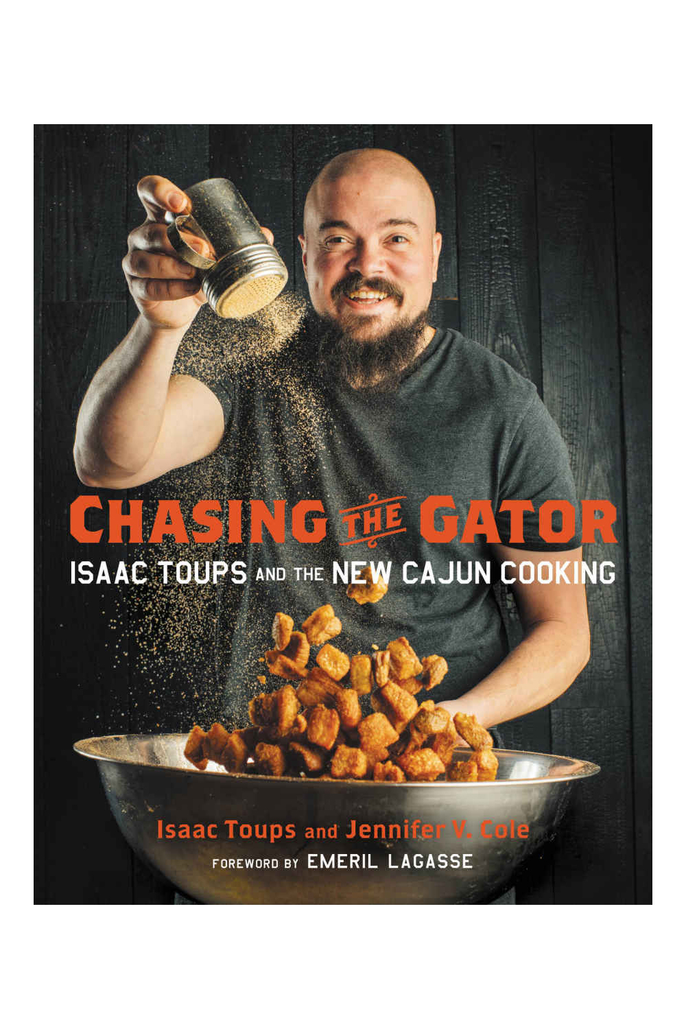 Chasing the Gator Cookbook