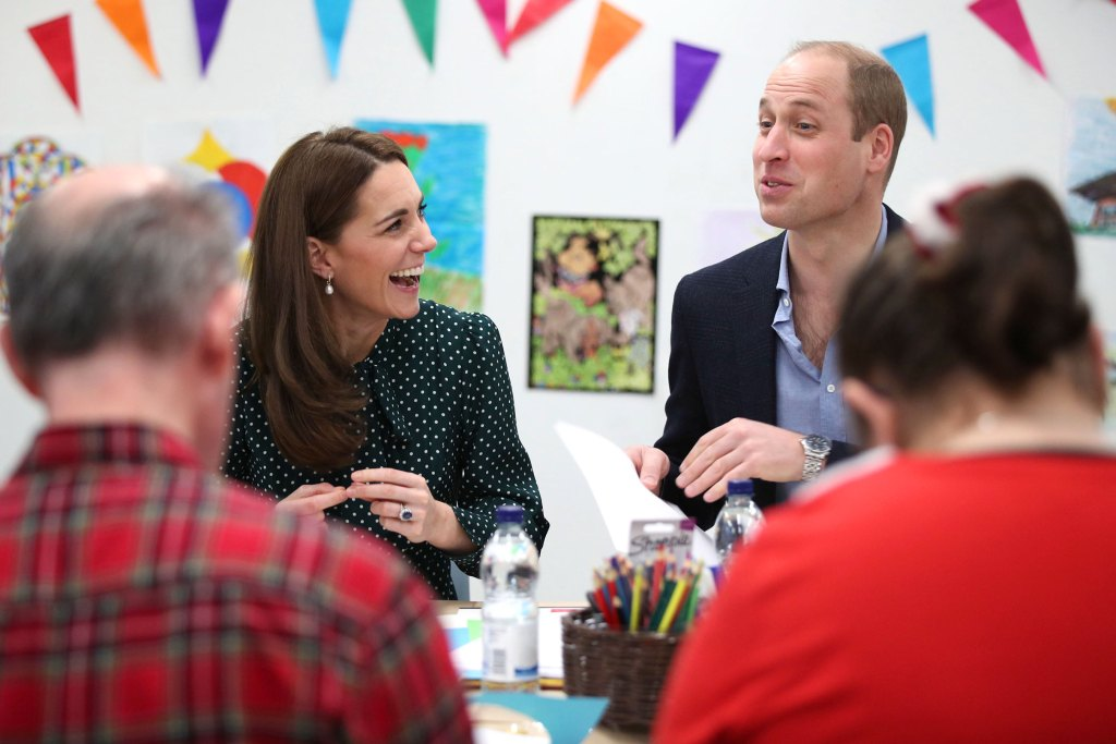 Prince William Jokes That 5-Year-Old Prince George 'Knows I'm Useless' at This Holiday Task gettyimages-1071785106