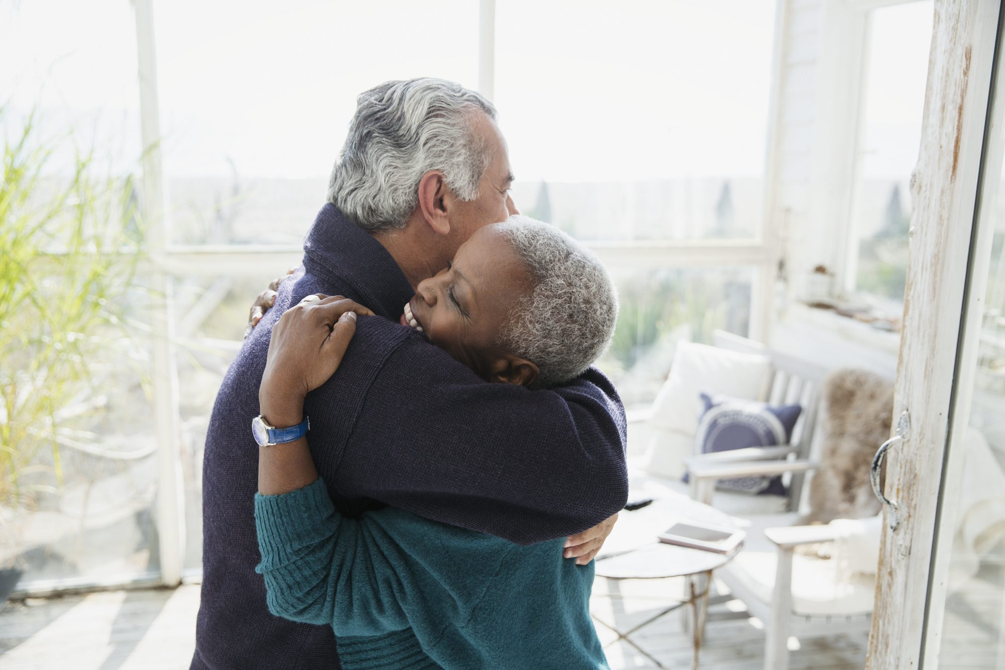 Hugs Can Improve Relationships After An Argument