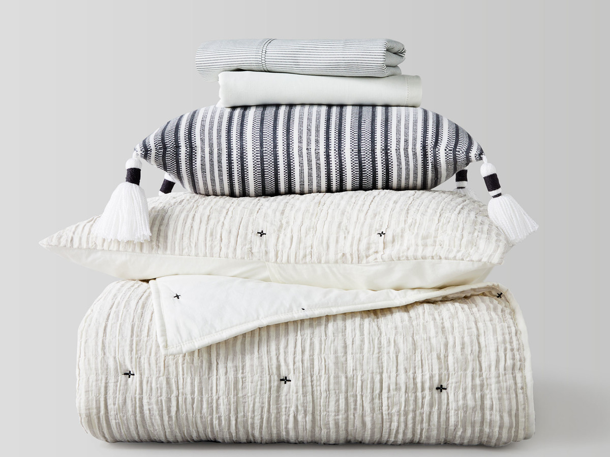 Joanna Gaines Is Launching a Bedding Line at Target! Get a Sneak Peek at Her New Collection joanna-gaines-4