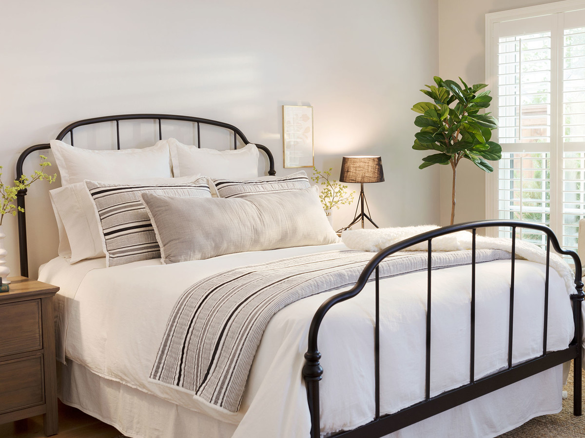 Joanna Gaines Is Launching a Bedding Line at Target! Get a Sneak Peek at Her New Collection joanna-gaines-9