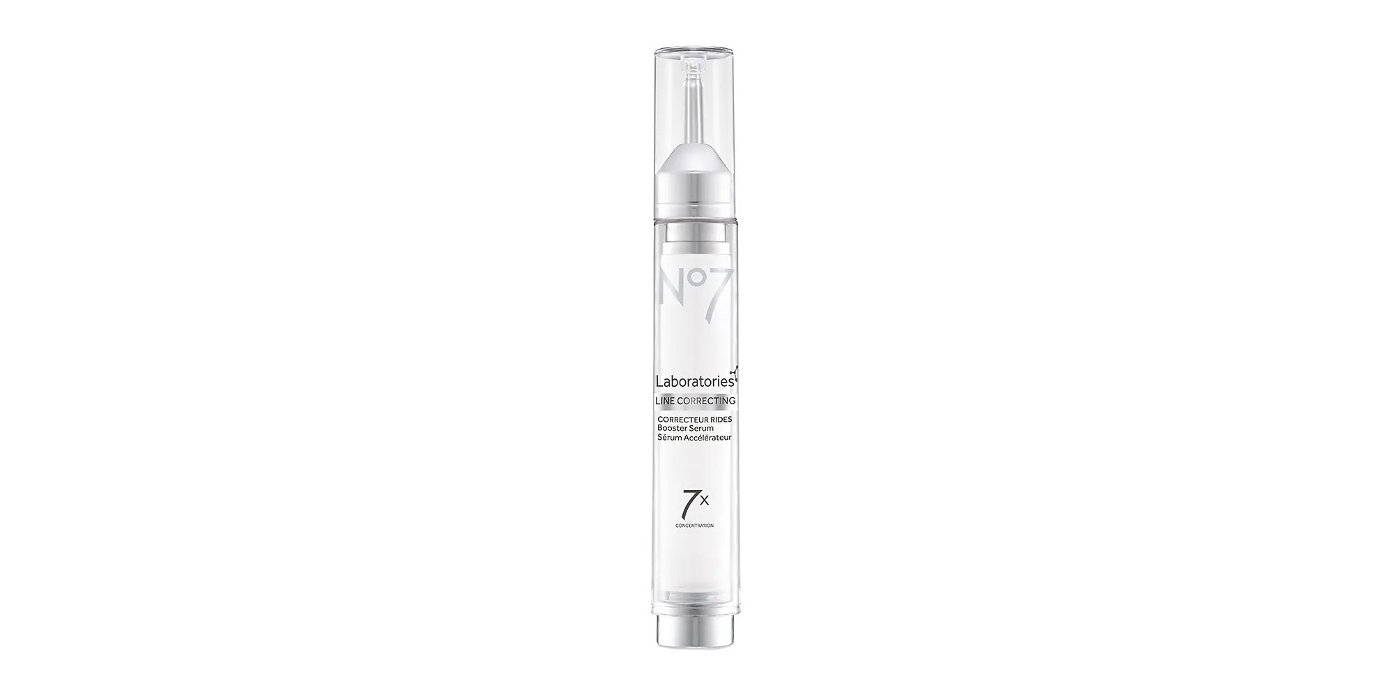 No7 Line Correcting Booster Serum