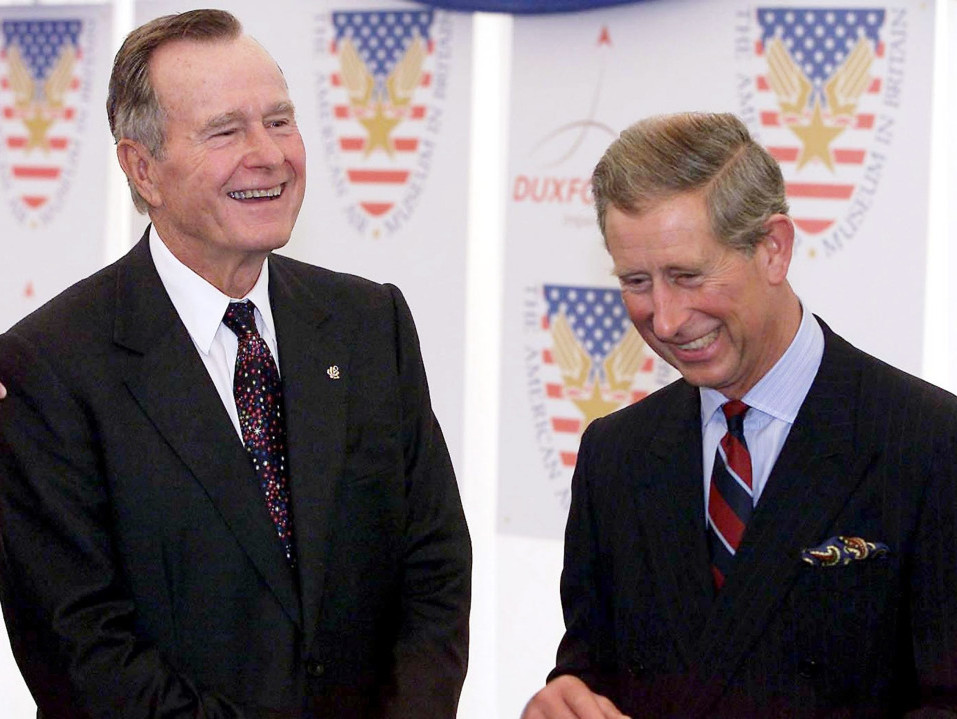 Prince Charles Will Travel to Washington, D.C. for George H.W. Bush's Funeral prince-charles-2