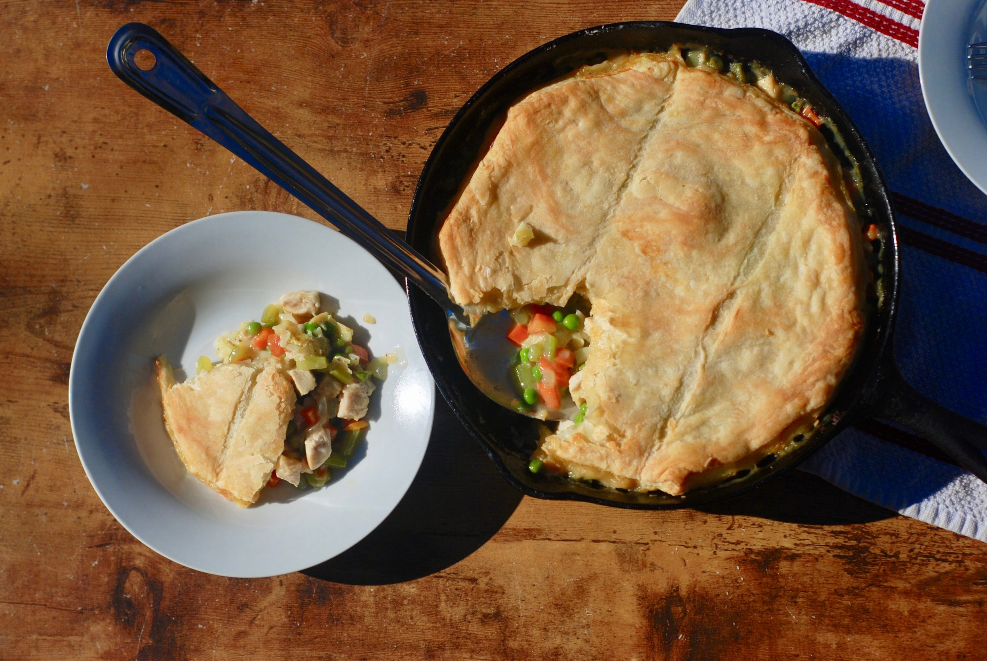 Reese Witherspoon's Chicken Pot Pie Casserole Recipe