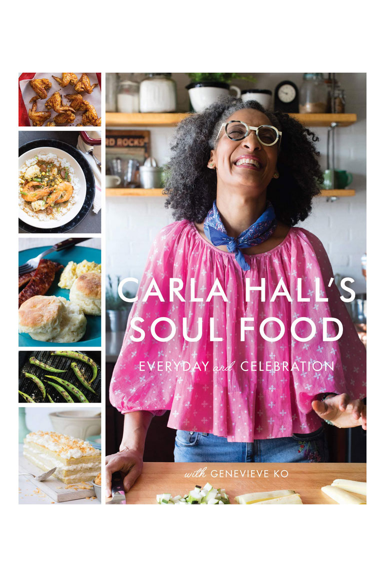 Carla Hall's Soul Food Cookbook