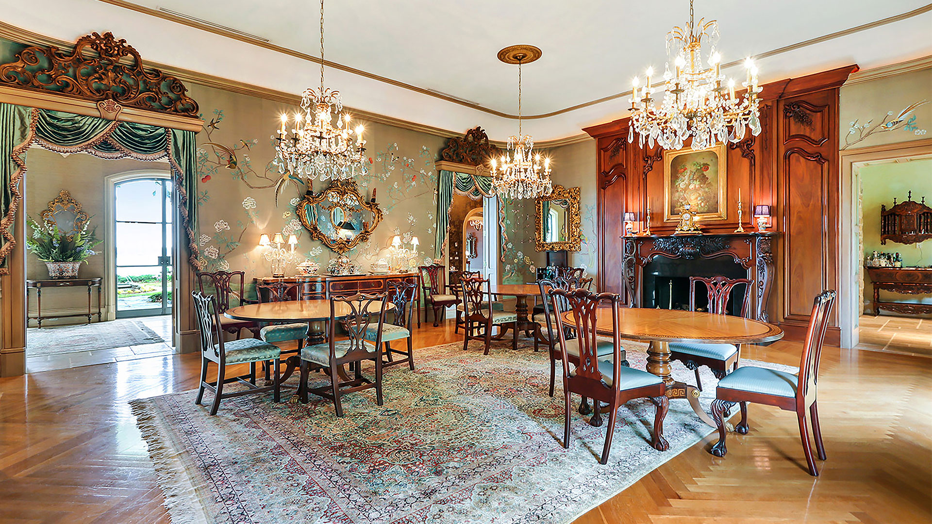 Colleton River Club French Chateau Dining Room
