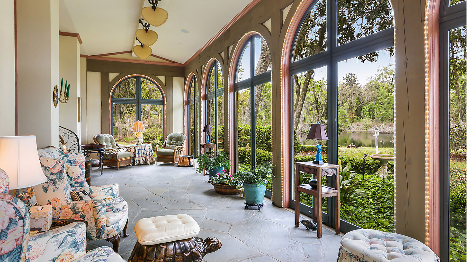 Colleton River Club French Chateau Garden Room