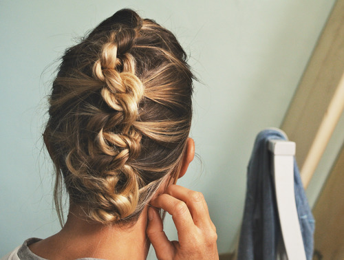 The Knot French Braid
