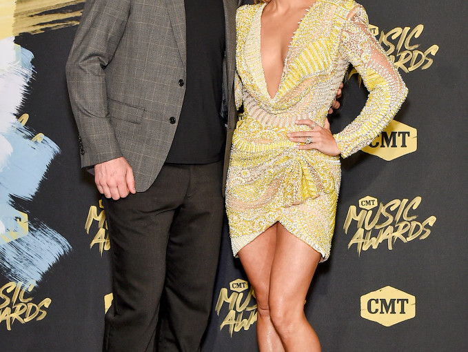 Pregnant Carrie Underwood Adopts a Puppy: 'Meet the Newest Member of Our Family!' carrie-mike