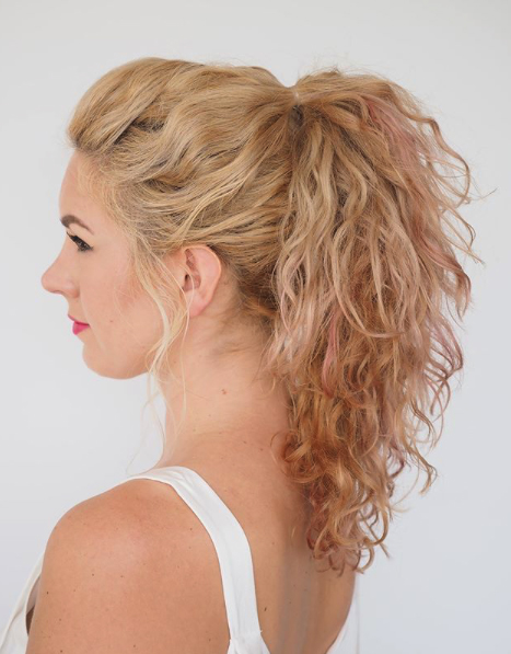 Magnificent 34 Pretty Ponytail Hairstyles That Prove Theyre Coming Back Big Schematic Wiring Diagrams Phreekkolirunnerswayorg