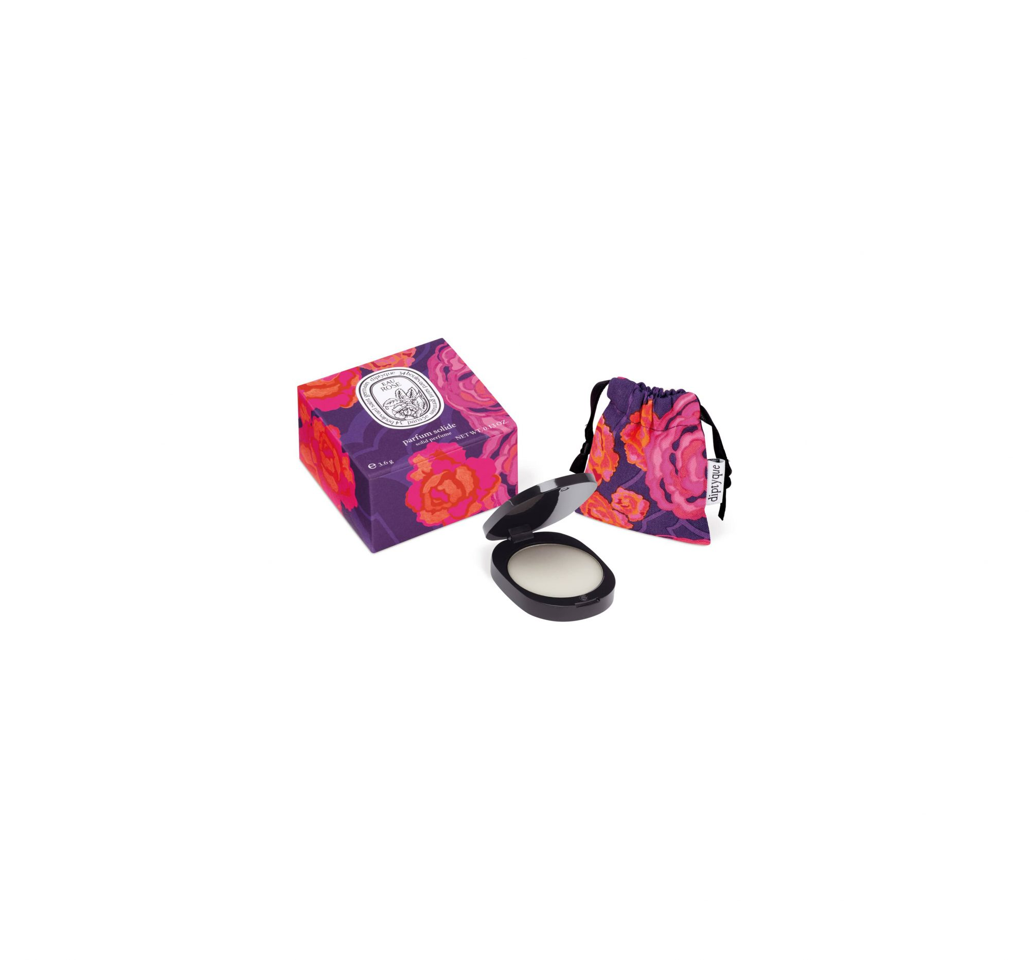 Diptyque Roses Eau Rose Solid Perfume