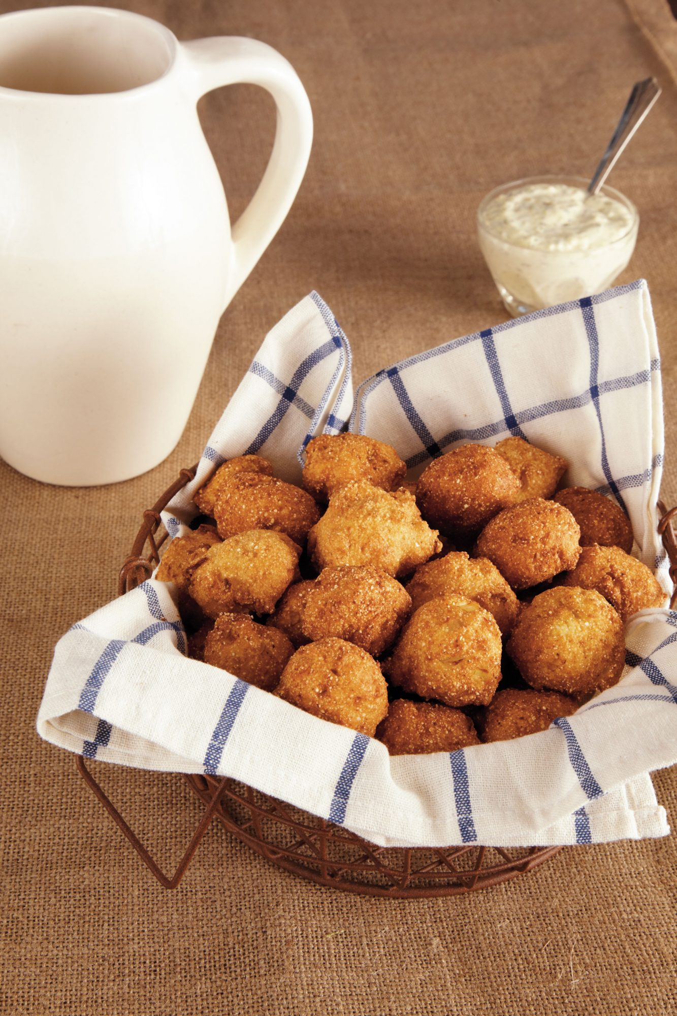 Alabama Hush Puppies
