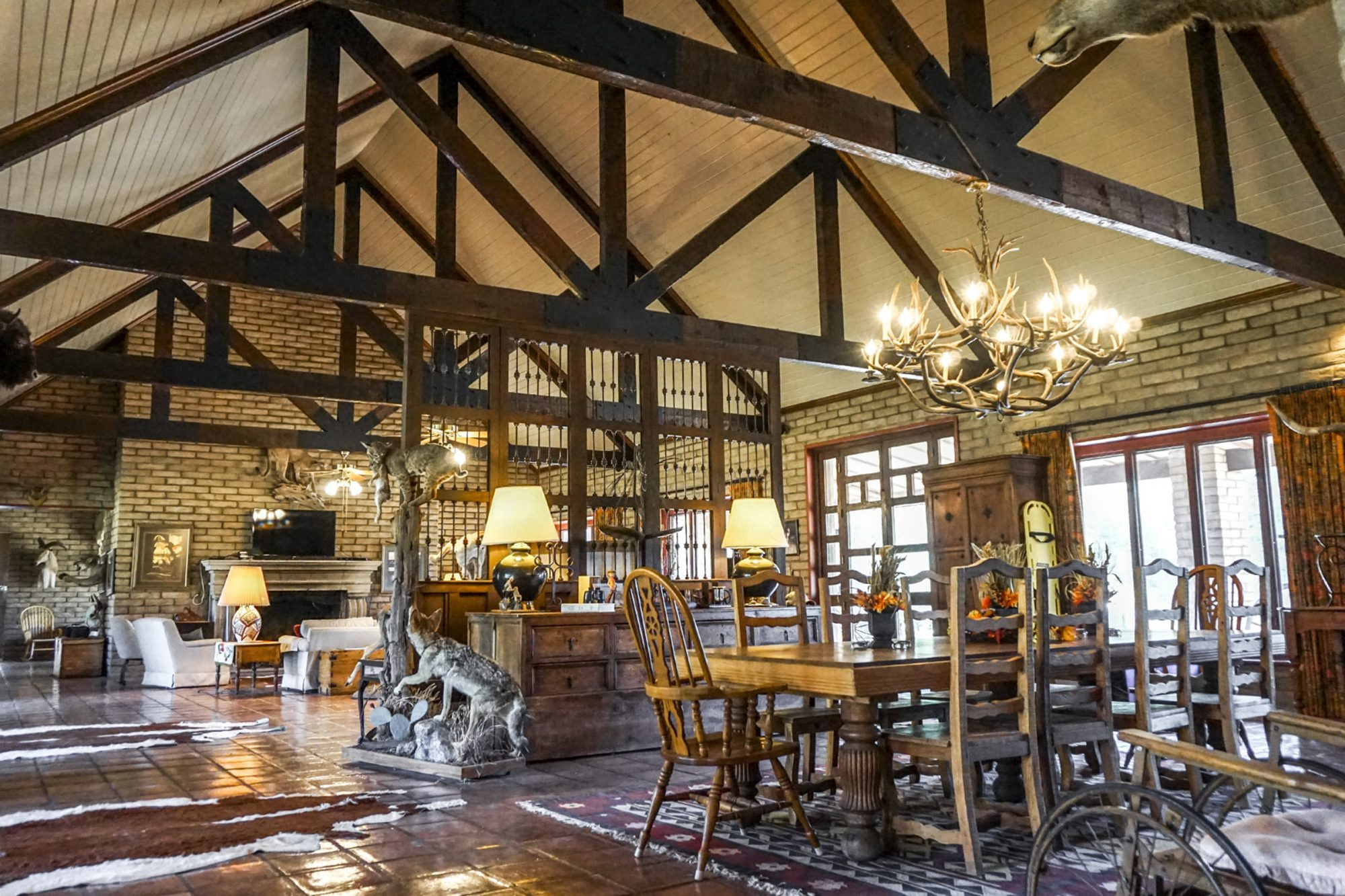 Livermore Ranch Texas Great Room