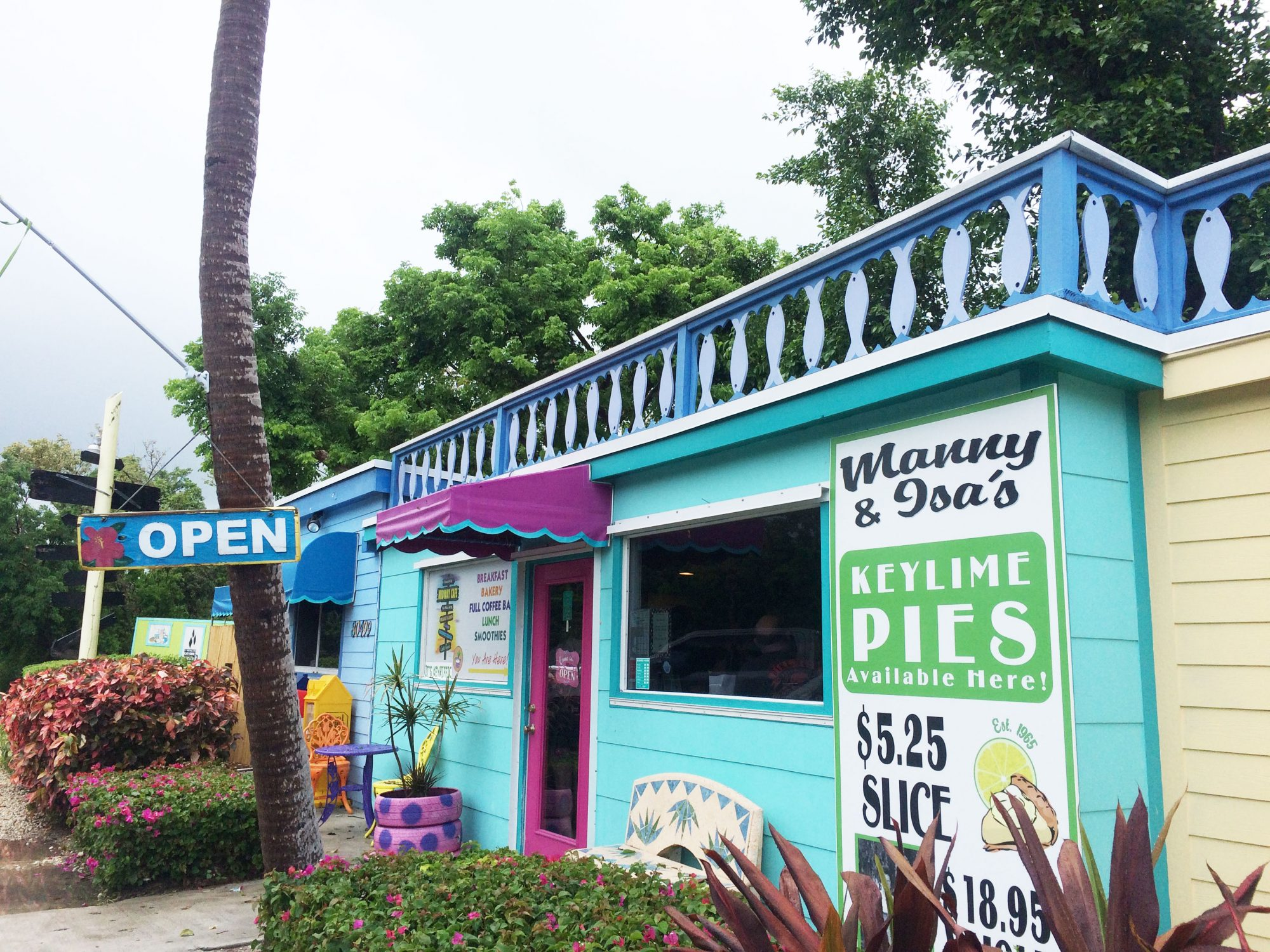 Midway Cafe and Coffee Bar in Islamorada, FL