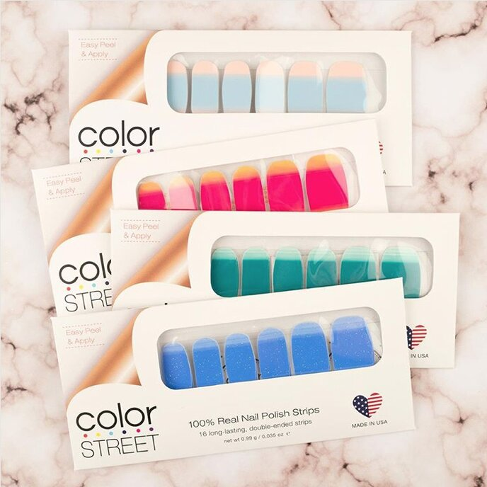 Whatis The Deal With Those Color Street Nail Strips Your