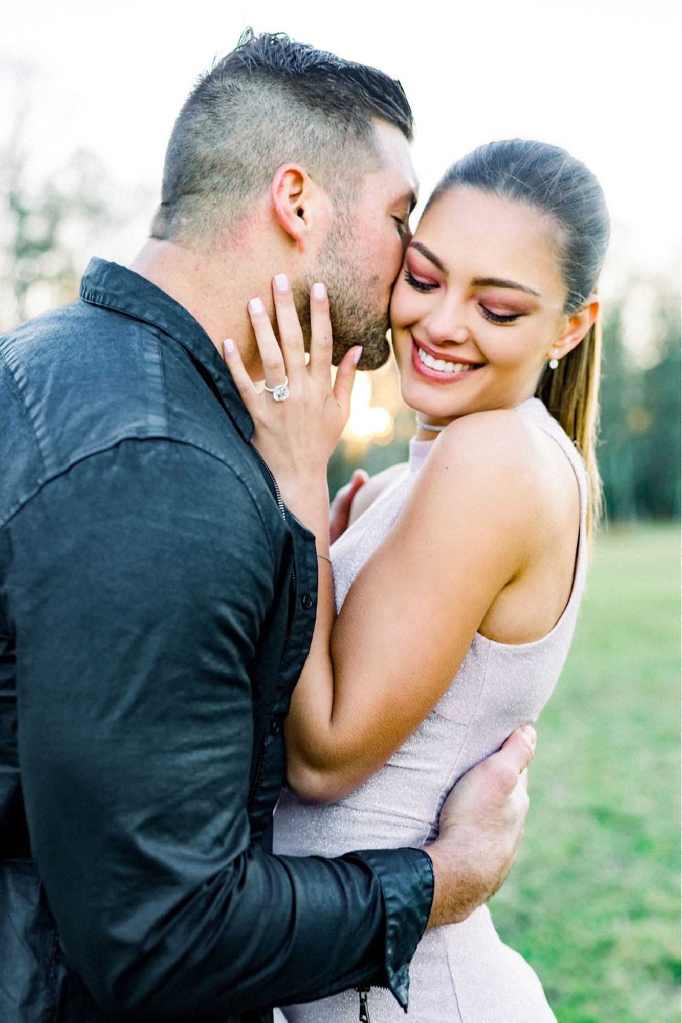 Tim Tebow Is Engaged to Former Miss Universe Demi-Leigh Nel-Peters tebow3