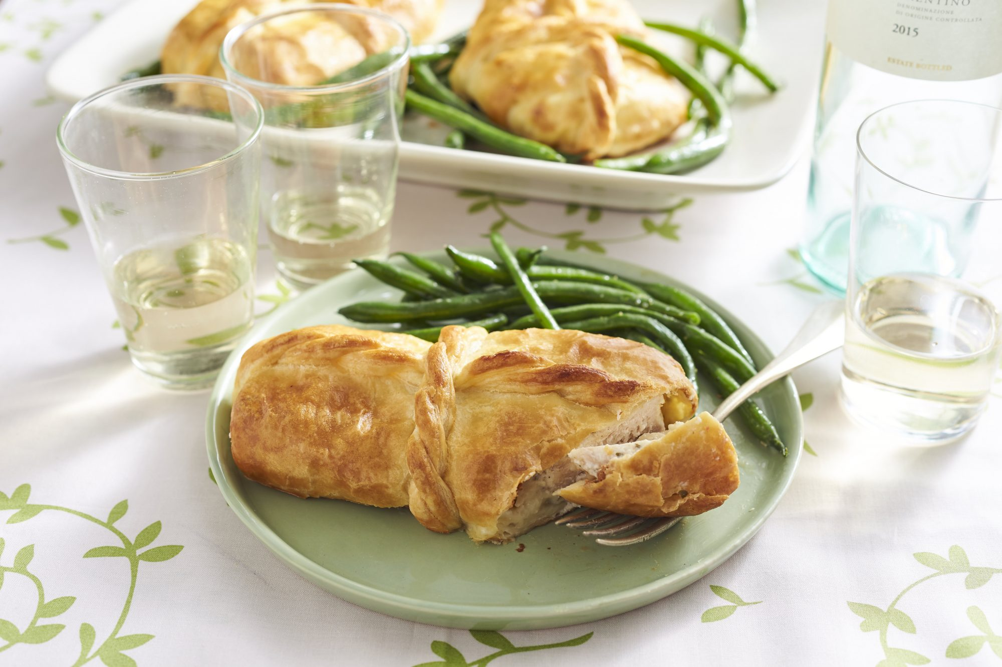 Chicken Alouette Recipe