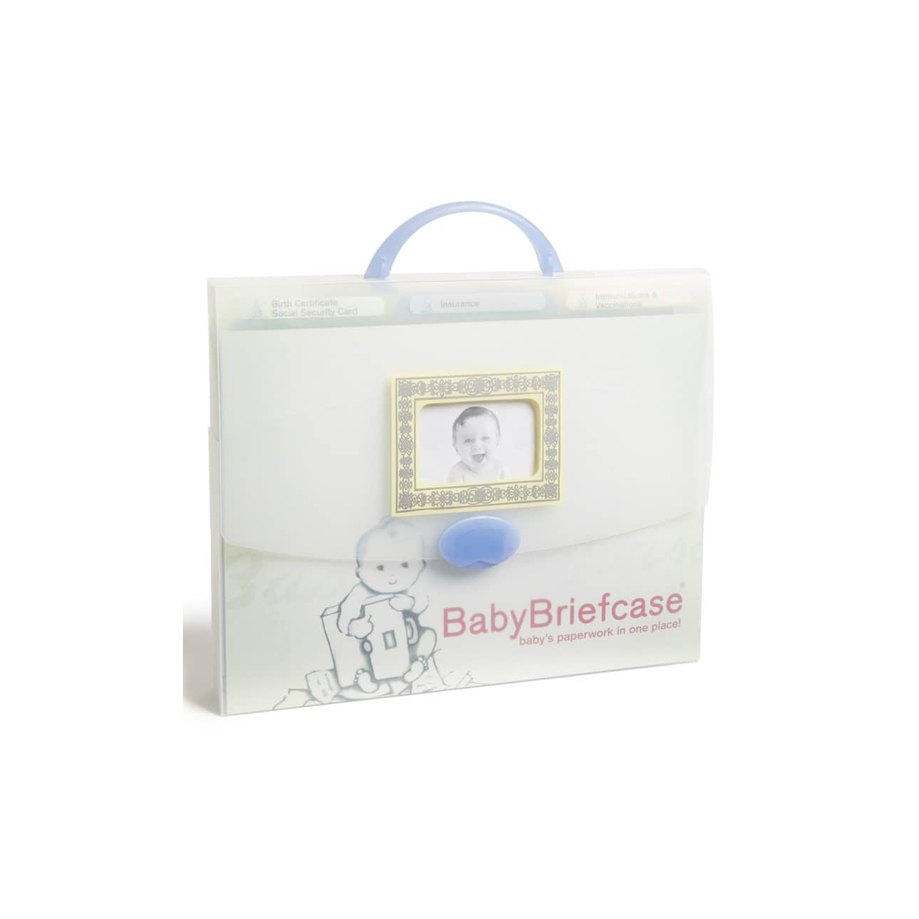 BabyBriefcase Document Organizer