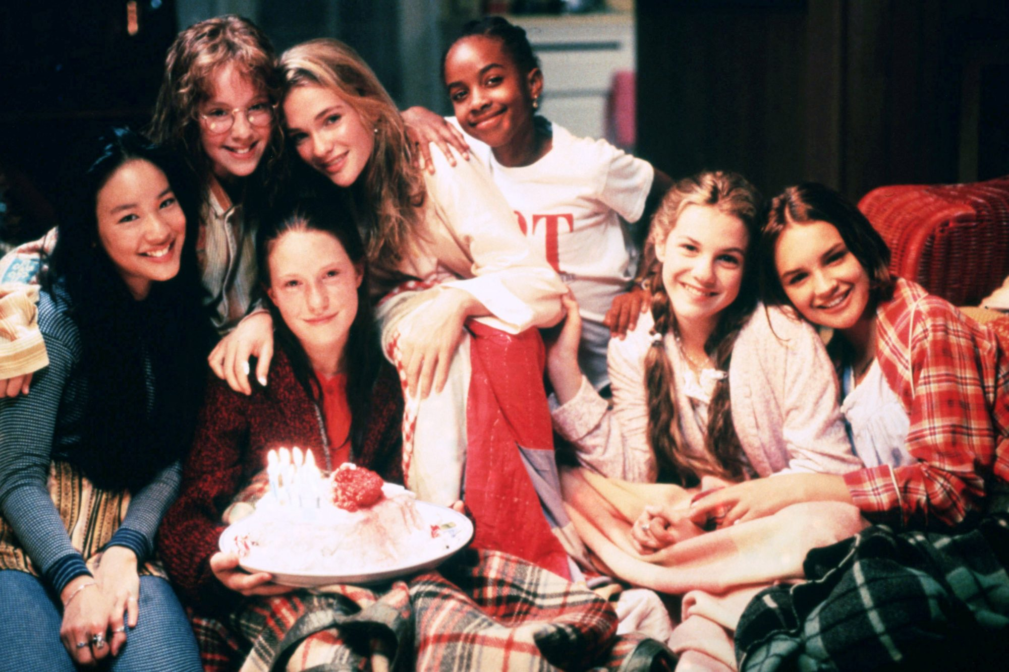 Netflix Announces The Baby-Sitters Club Reboot babysitters-club