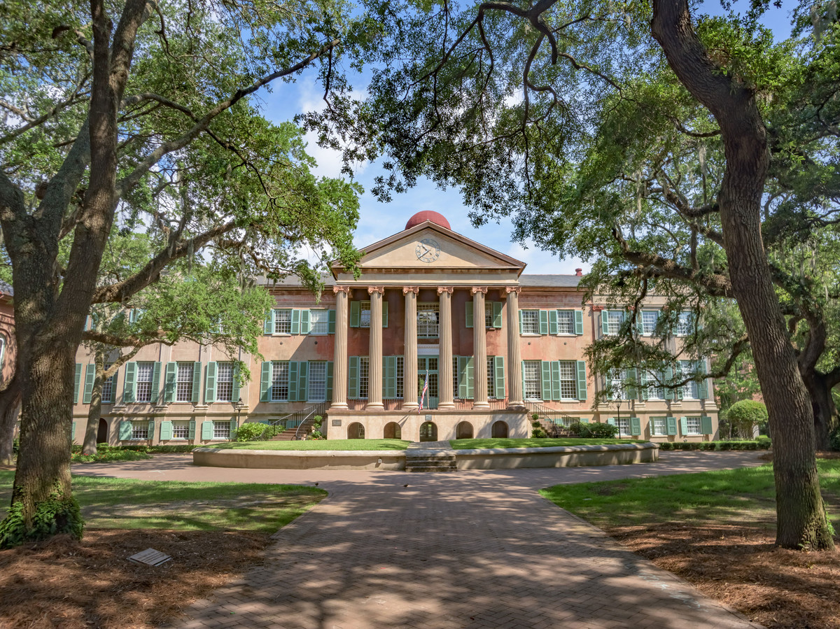 College of Charleston South Caroline