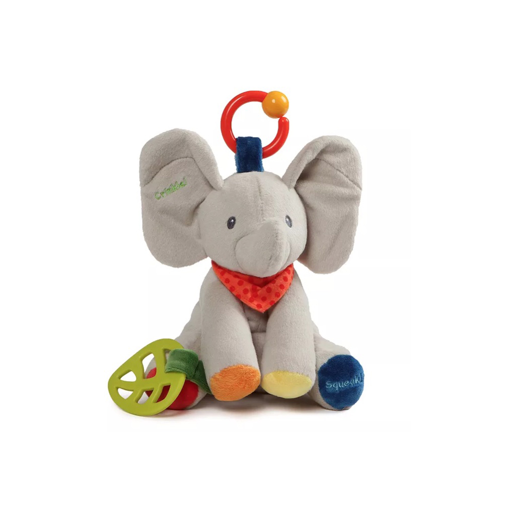 Gund Flappy Elephant Activity Toy
