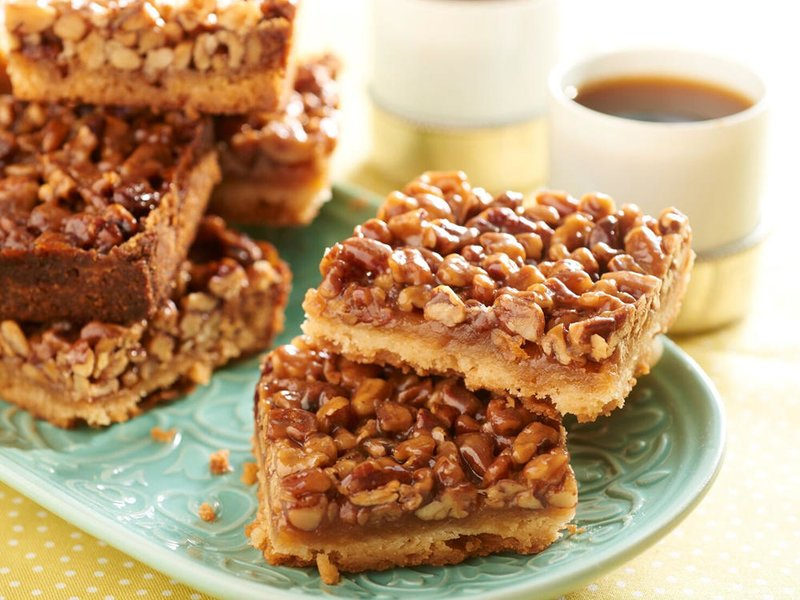 Pecan Pie Bars Recipe Southern Living