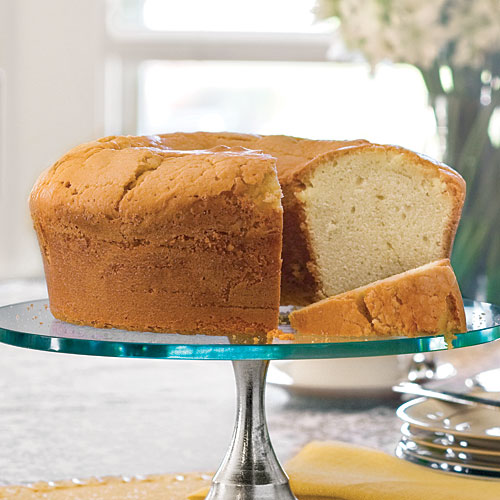 Million Dollar Homemade Pound Cake Recipe