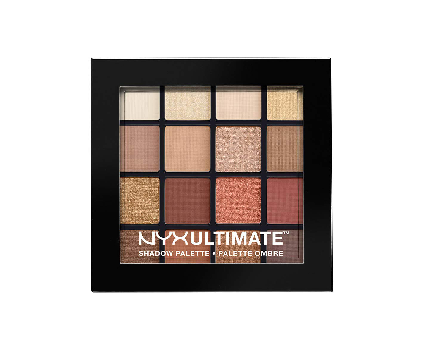 NYX Professional Makeup Ultimate Shadow Palette