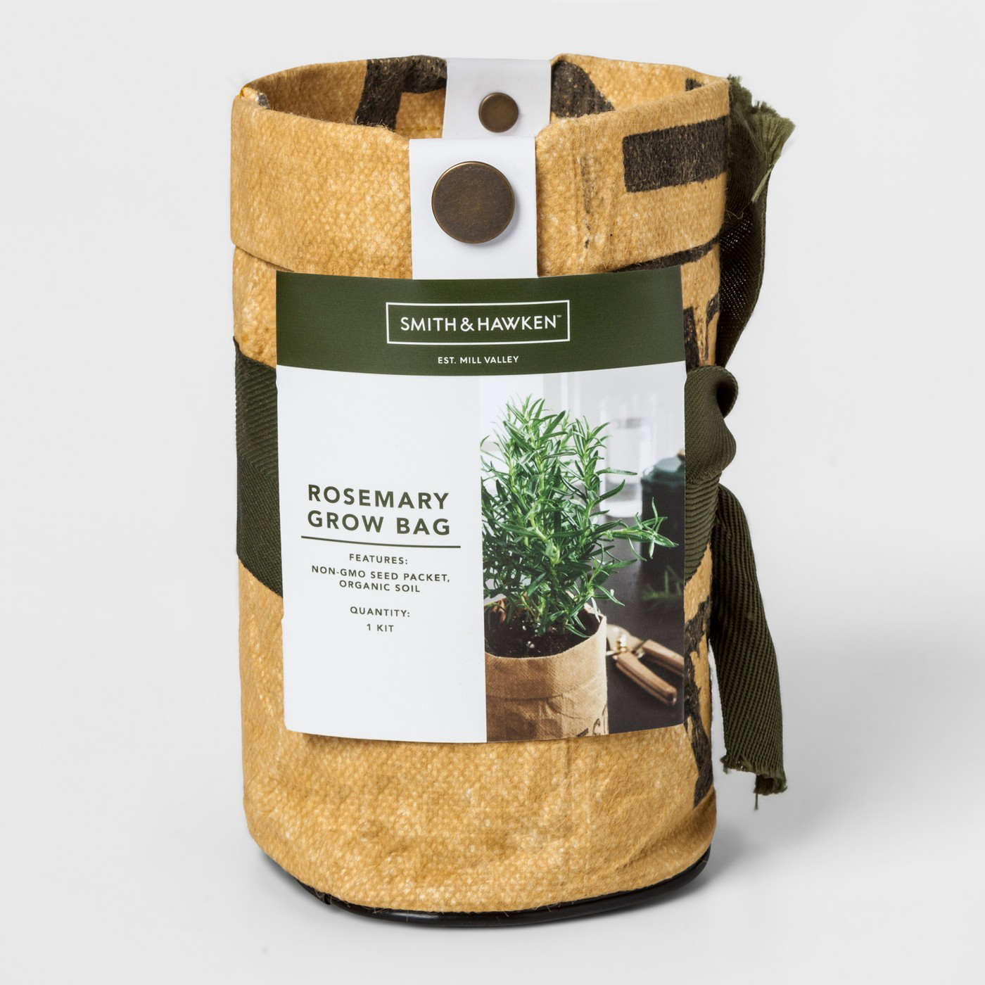 Smith & Hawken Grow Kits Rosemary
