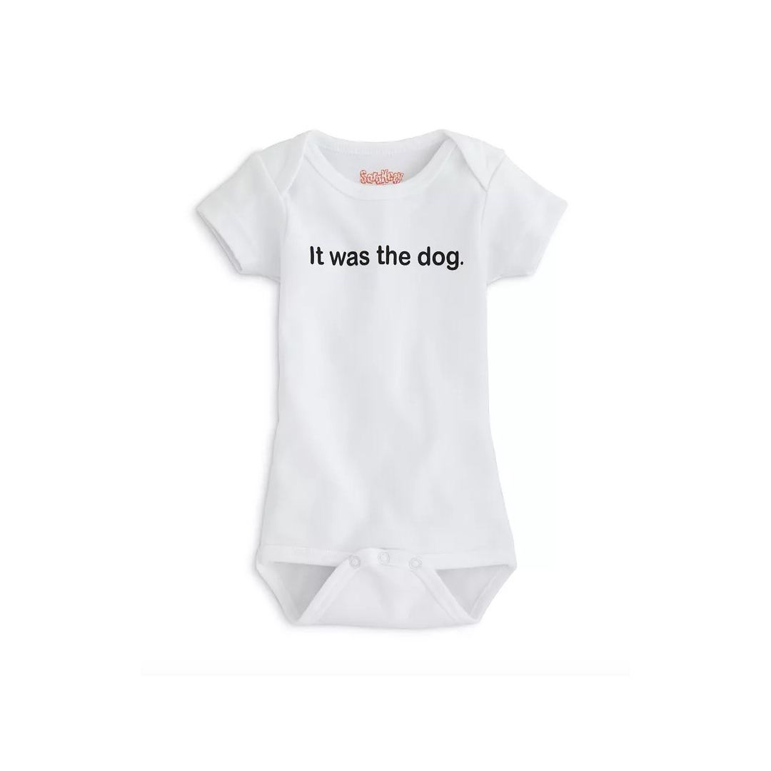 Sara Kety It Was the Dog Bodysuit
